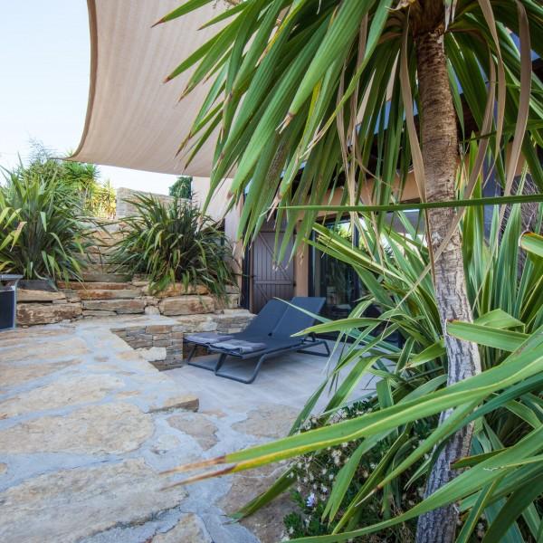 terrasse de Suite Amethyste